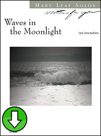 Waves in the Moonlight (Digital Download)