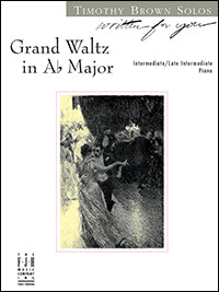 Grand Waltz in A-flat Major