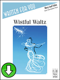 Wistful Waltz (Digital Download)