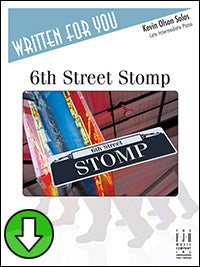 6th Street Stomp (Digital Download)