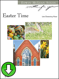 Easter Time (Digital Download)