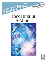 Toccatina in A Minor