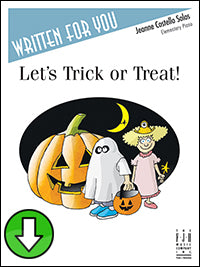 Let's Trick or Treat! (Digital Download)