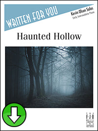 Haunted Hollow (Digital Download)