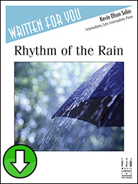 Rhythm of the Rain (Digital Download)