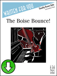 The Boise Bounce (Digital Download)