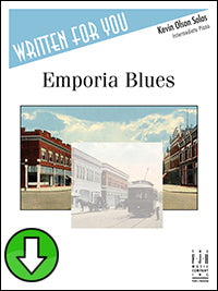 Emporia Blues (Digital Download)