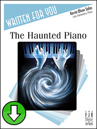 The Haunted Piano (Digital Download)