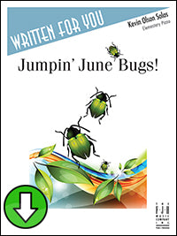 Jumpin' June Bugs! (Digital Download)