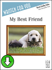 My Best Friend (Digital Download)