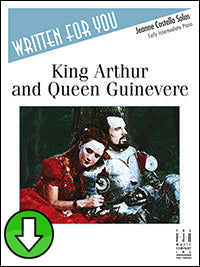 King Arthur and Queen Guinevere (Digital Download)