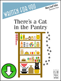 There's a Cat in the Pantry (Digital Download)