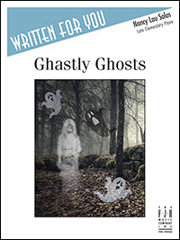 Ghastly Ghosts