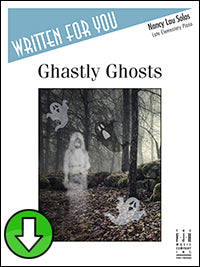 Ghastly Ghosts (Digital Download)