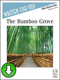 The Bamboo Grove (Digital Download)