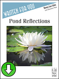 Pond Reflections (Digital Download)