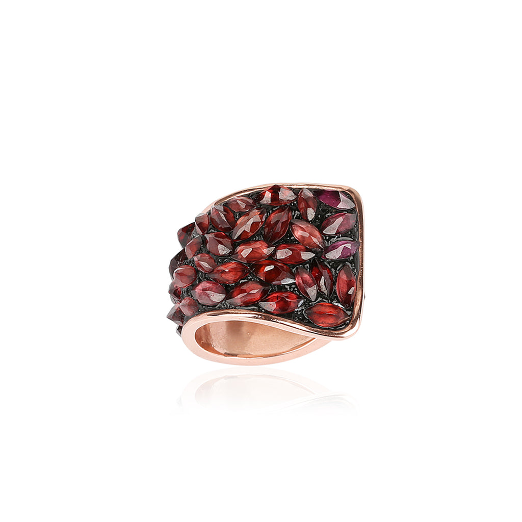 RUBY STATEMENT RING