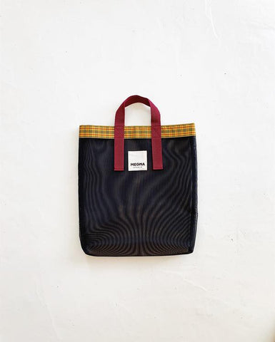 IRENA SHOPPER TOTE | BLACK