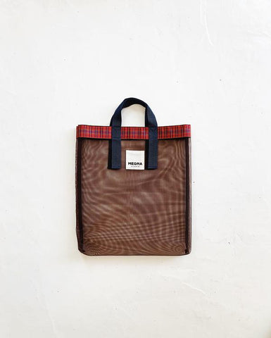 IRENA SHOPPER TOTE | BROWN