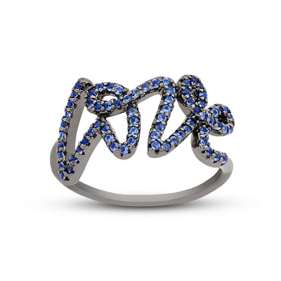 LOVE RING (SIZE 8)