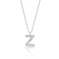 "INITIAL NECKLACE ""Z"""