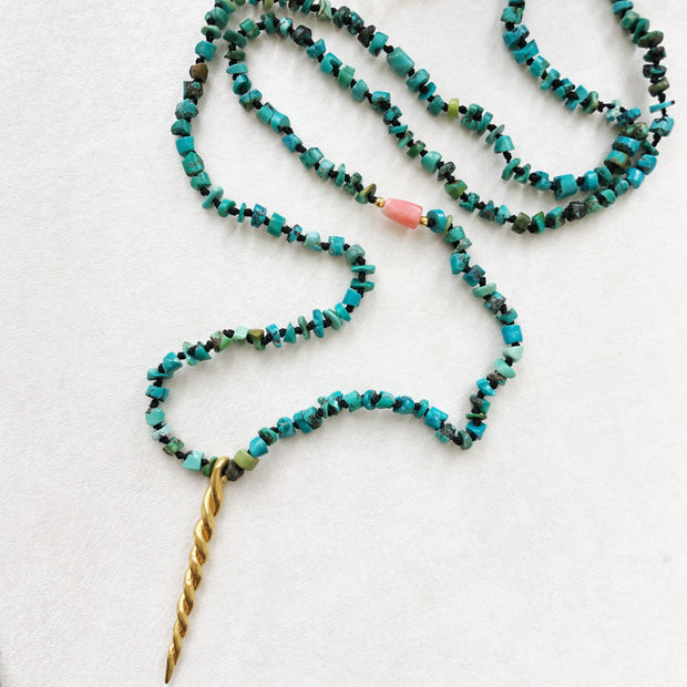 TURQUOISE   GOLD 1