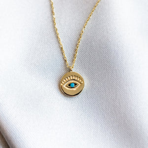 MINI EYE PENDANT