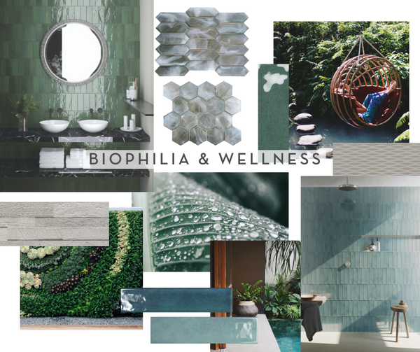 TREND REPORT | Biophilia & Wellness