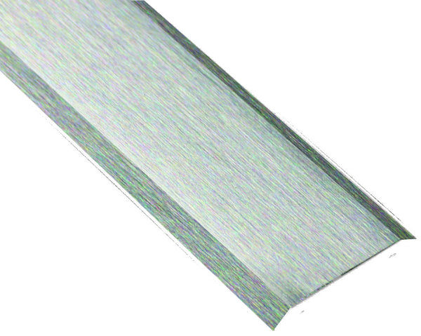 TRIM - Flat Tile Edge Stainless Steel