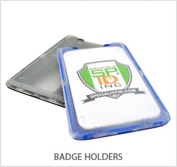 badge holders rigid armband rfid vinyl oversize