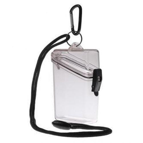 Witz Waterproof Surf Safe with Breakaway Lanyard and Carabiner (001)