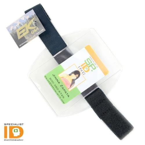 Arm Band ID Badge Holder by EK USA (10451)