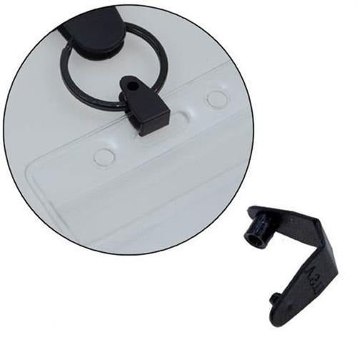 Black Hang Rite Badge Connector (10575) by EK USA