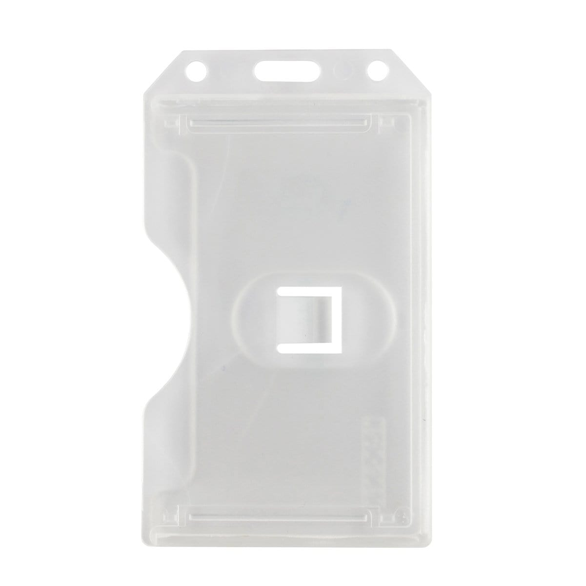 2-Sided Rigid Vertical Multi-Card Holder (1840-308X)