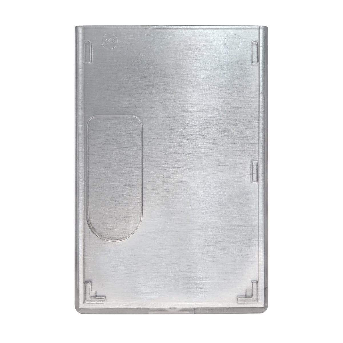 Rigid Shielded RFID Blocking 2-Card Holder (FIPS 201 Approved) 1840-5081
