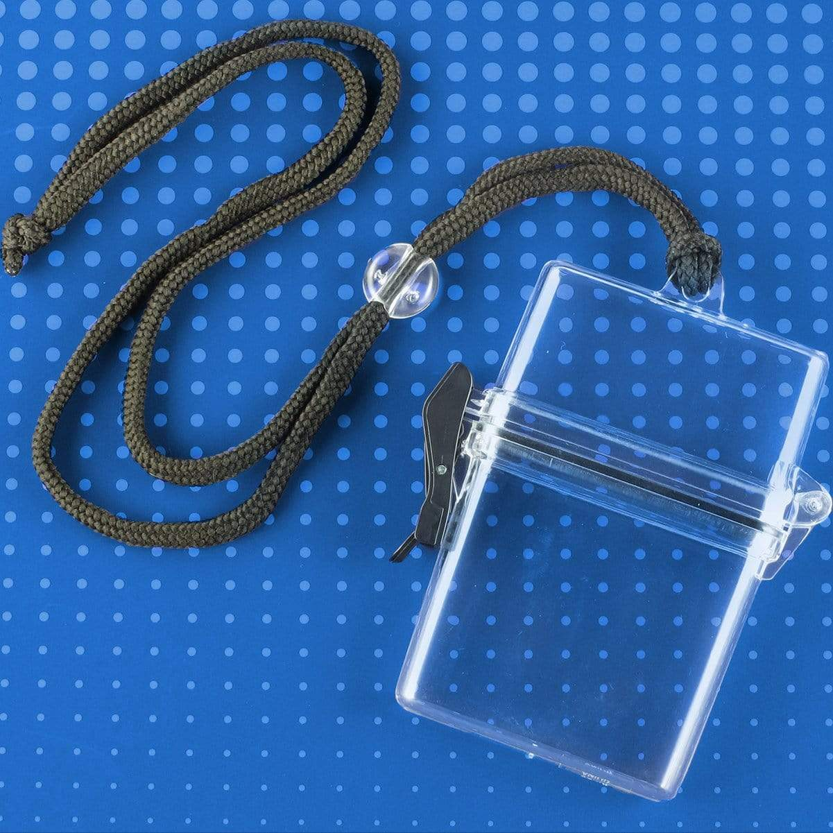 Multi-Card Clear Rigid Water Resistant Holder (1840-9000/WPH-1)