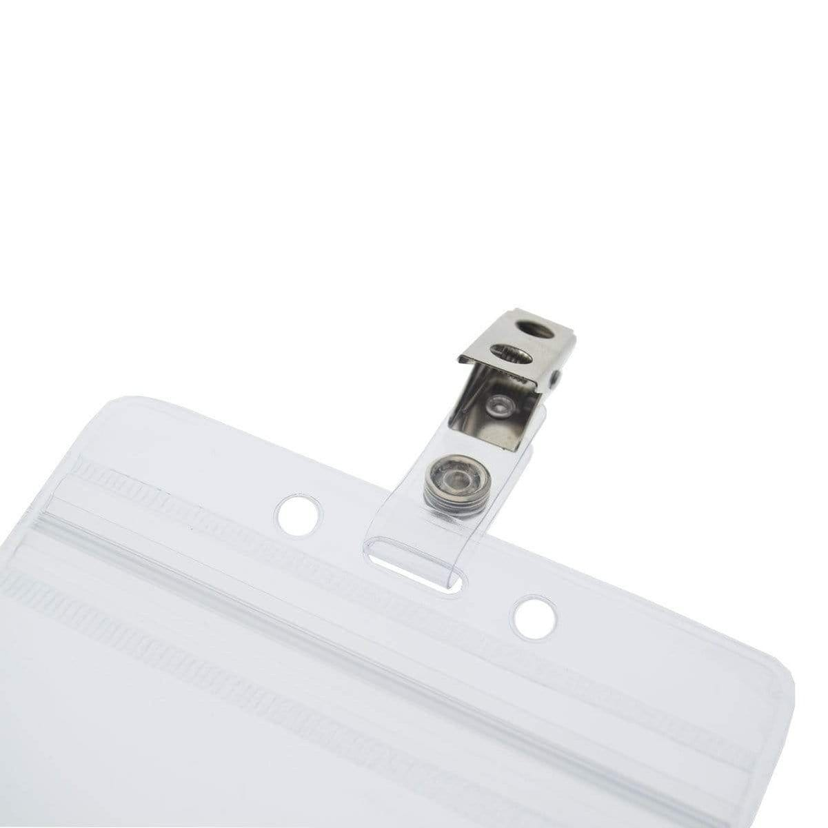 ID Badge Strap Clips (Industry Standard Clip)