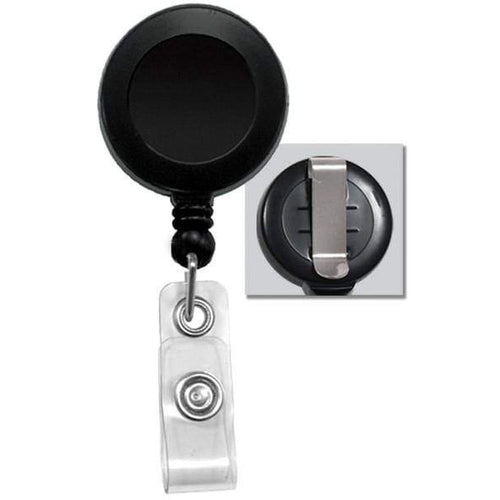 Badge Reel with Belt Clip (P/N 2120-303X)