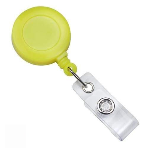 Order Online, Neon Badge Reel With Rotating Swivel Clip P/N 2120-308X