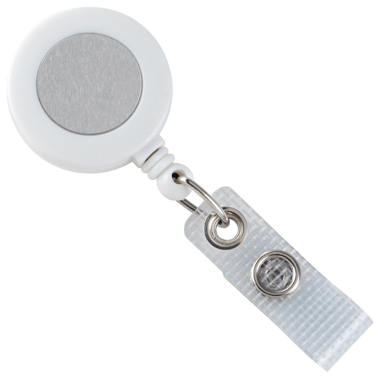 Badge Reel With Silver Sticker (P/N 2120-310X)
