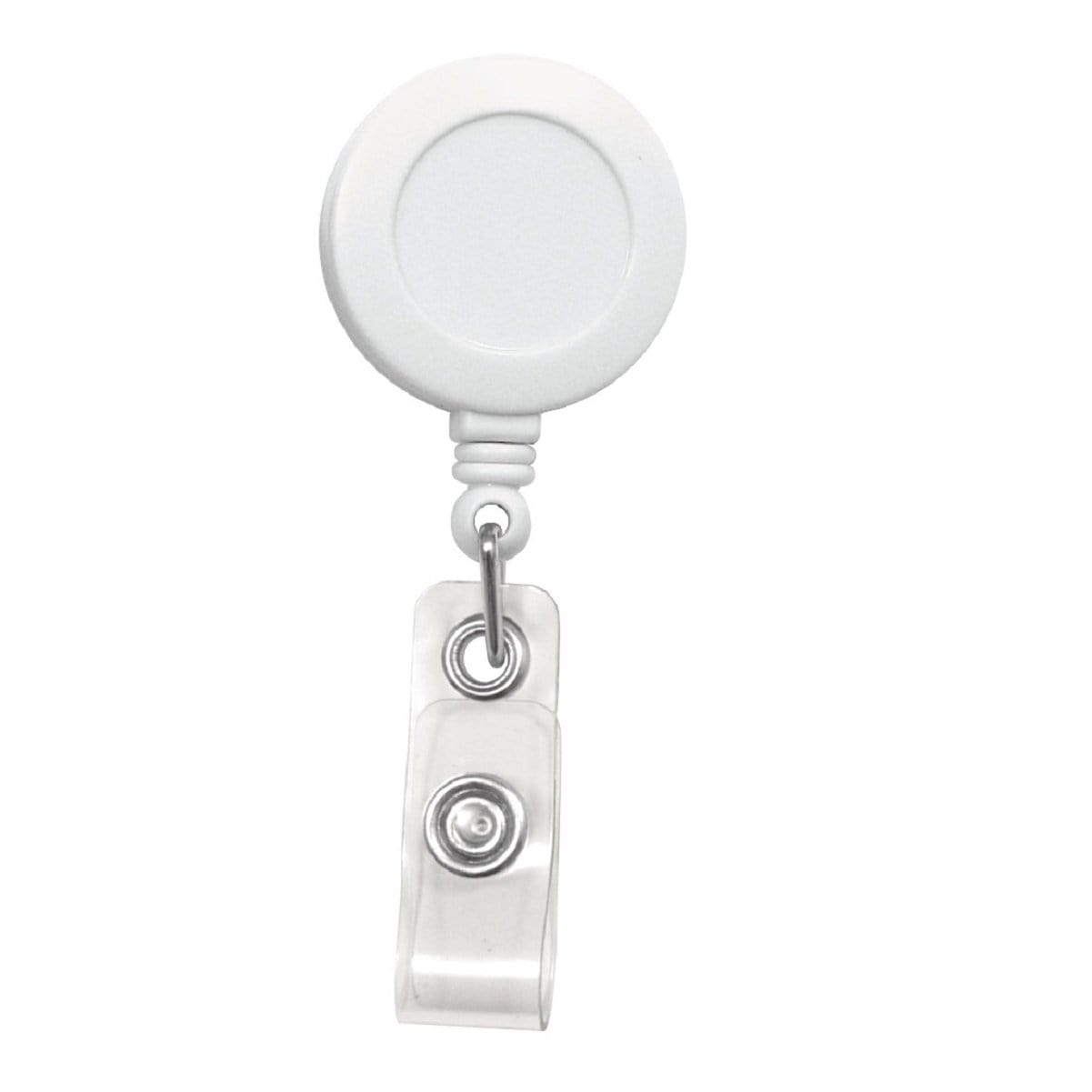 Badge Reel With Spring Clip (2120-470X)