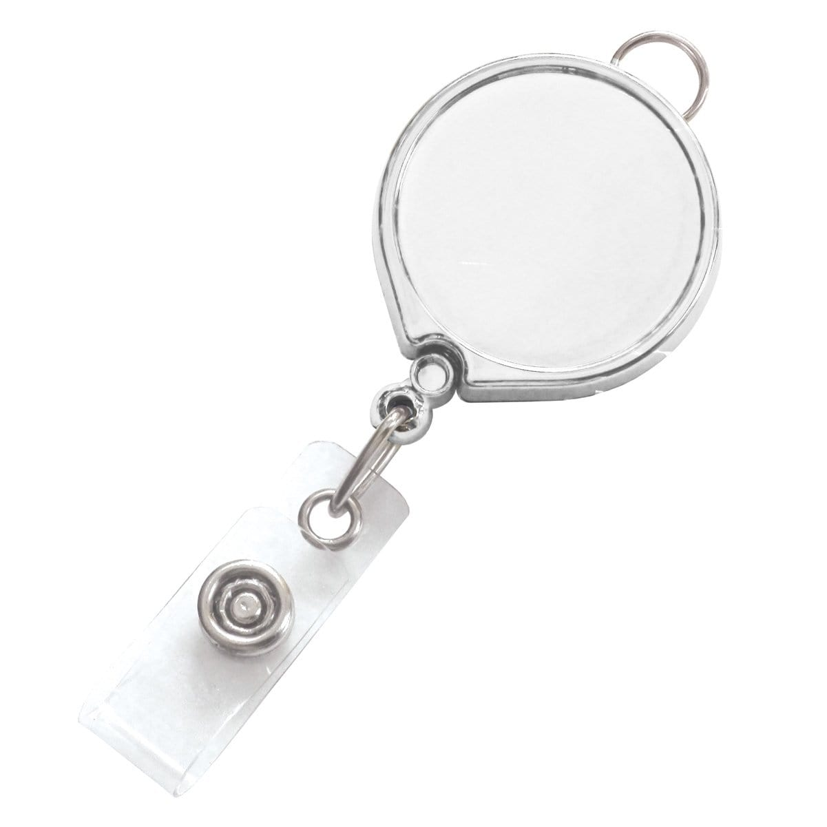 Badge Reel with Lanyard Attachment and Belt Clip (P/N 2124-302X)