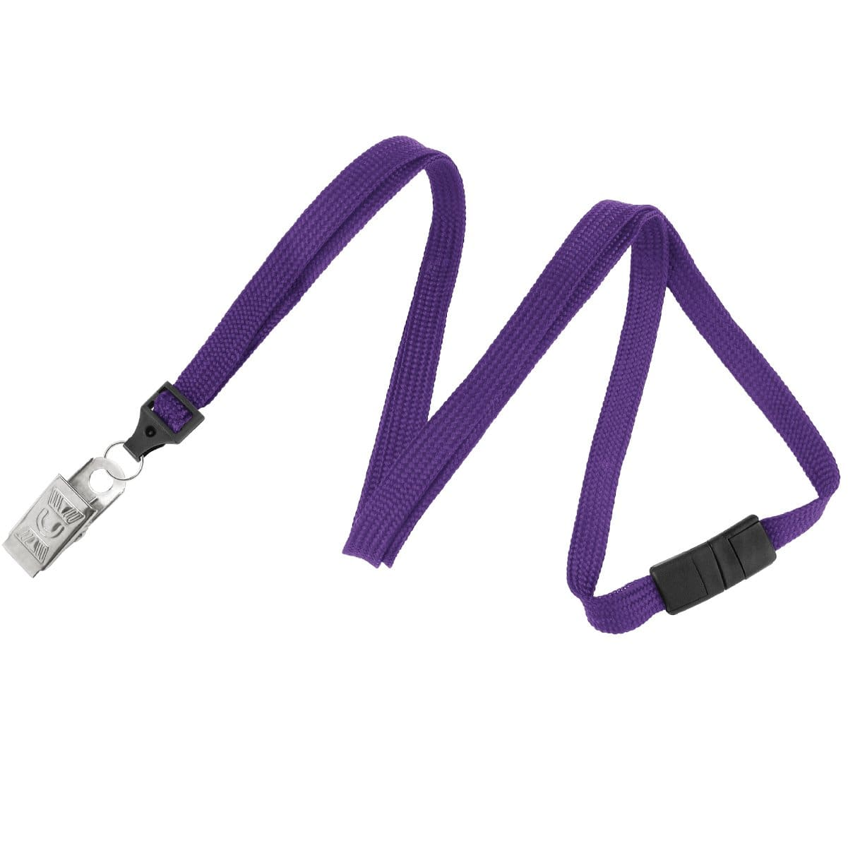 Breakaway Lanyard with Bulldog Clip (P/N 2137-600X)