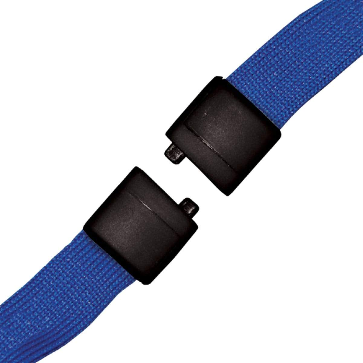 Breakaway Face Mask Lanyards - Adjustable Straps, Double Clip Face Mask Holders