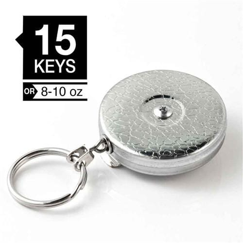 Key-Bak #3 Self Retracting Key Badge Reel