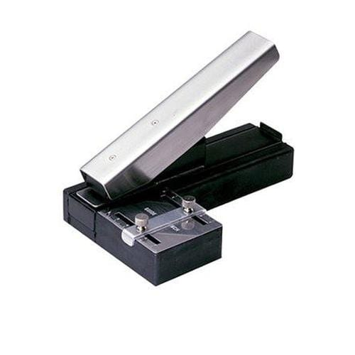 Stapler-Style Slot Punch With Adjustable Guide (P/N SPID-9750)