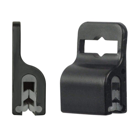 B-Holder Rigid Plastic Horizontal Holder (P/N 1840-665X)