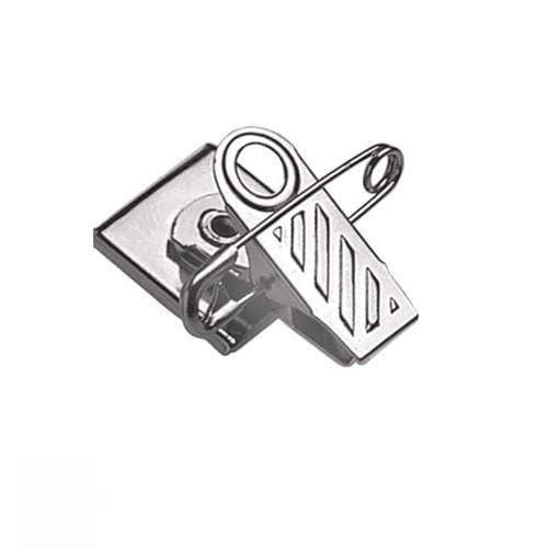 Pressure-Sensitive Nickel-Plated Pin/Clip Combination (P/N 5735-2050)