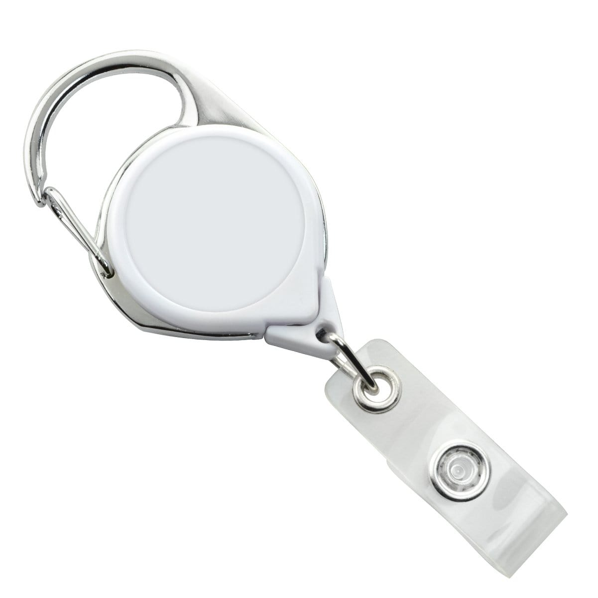 Carabiner No Twist Badge Reel  (P/N 704-CB)