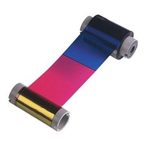Fargo 86200 Color Ribbon - YMCKO - 500 prints